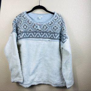 Sundance Embroidered Sweater
